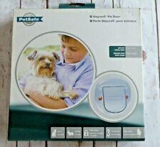 Petsafe Staywell Small Dog /  Cat 4 Way Locking Door