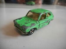 Majorette Fiat 127 in Green