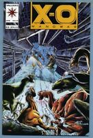 X-O Manowar #15 (Apr 1993, Valiant) [Turok] Bob Layton Bart Sears