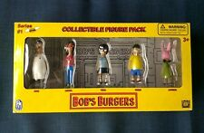 Bob's Burgers Collectible Figure Pack, Packaging Error (Louise Is Backwards)