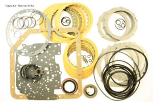 Auto Trans Master Rebuild Kit Pioneer 752152