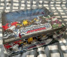 Transformers Fleer Armada Trading Cards Full Box 32 Packs Sealed NEW POTP  G1 G2