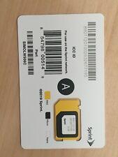 Sprint/Boost/Virgin/Tello Byod Nano Sim Card Simolw416C/Simolw506C 01.04