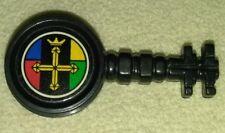1984 Voltron Black Lion Key Accessory Part Piece Panosh Place *RARE vintage