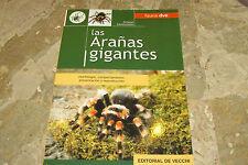 Libro las arañas gigantes