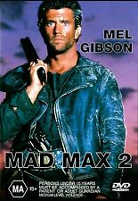 MAD MAX 2 (George Miller) - Mel Gibson, Bruce Spence -  Region 4 DVD