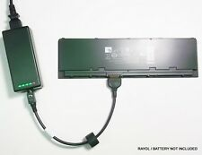 External Laptop Battery Charger for Dell Latitude E7240 E7250, VFV59 Li-ion only