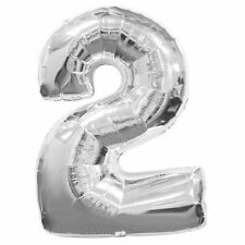 Anniversary Number Party Balloons