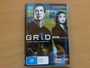 The Grid Complete BBC Mini Series Dylan McDermott Julianna Margulies(DVD 2-Disc)