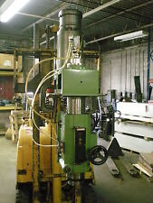 Rambaudi Production Mill Head NMTB 40 Spindle Taper 2.5HP/5HP 8 Speeds  460VAC