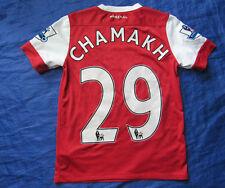 Marouane Chamakh #29 ARSENAL jersey shirt NIKE 2010-11-kids M/140-152cm 10-12YRS