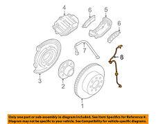 GM OEM ABS Anti-lock Brakes-Rear Speed Sensor 20938122