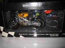 MINICHAMPS 1:12 HONDA RC211V VALENTINO ROSSI #46 MOTO GP 2002 REPSOL HONDA TEAM