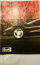 1993 Revell Monogram model kit catalog cars planes ships space 72 pages