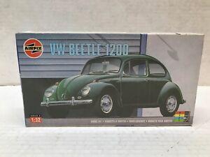 VINTAGE AIRFIX 1/32 SCALE VW BEETLE 1200 SEALED MODEL KIT