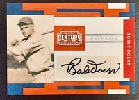 2010 Panini Century Collection BOBBY DOERR Autograph SP /250 Boston Red Sox HOF