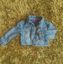 F&F Denim Coats, Jackets & Snowsuits (0-24 Months) for Girls