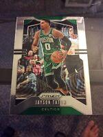 2019-20 Panini Prizm #39 Jayson Tatum Basketball Original Card Ungraded