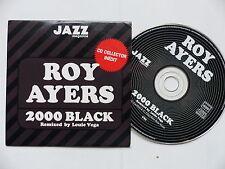 CD  single roy ayers 2000 BLACK jazz magazine N°579