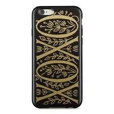 Belkin Dana Tanamachi Case for Apple iPhone 6 /6S Black Gold XOXO