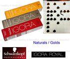 1x Schwarzkopf IGORA Permanent Color Creme Naturals / Golds 60ml FREE post