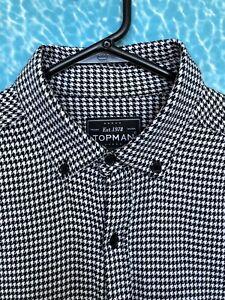 Topman Shirt Longer Lenght Size S