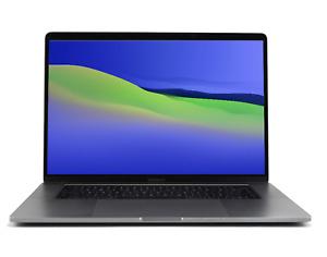 """Apple MacBook Pro 15,4"""" Touch Bar (256GB SSD, Intel Core i7 7a generazione, 2,8"""