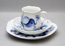 Meissen Kaffeegedeck Blaue Orchidee auf Ast 1 Wahl.