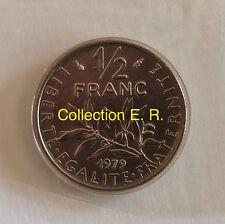1/2 Franc Semeuse 1979 FDC