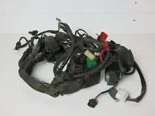 2002 01-04 BMW F650GS F650 2001 BMW F 650 GS Main wiring harness WITH ABS