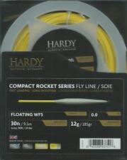 Hardy Compact Rocket Flyline