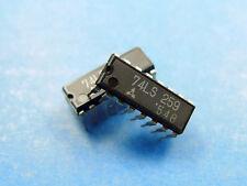 5x 74LS259  8-Bit Addressable Latch, Matsushita 74LS259 IC