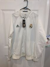 Adidas Real Madrid Anthem Jacket Size XL BRAND NEW w/ tags AI4661 Soccer