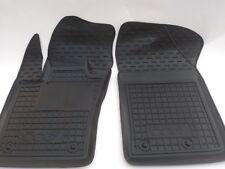 TAPPETI Fußmatten TAPPETINI IN GOMMA + bagagliaio su misura Fiat 500X