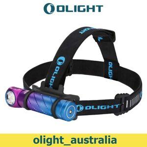 OLIGHT Perun 2 2500 Lumens 166 Meter LED Flashlight MCC Rechargeable Headlamp