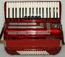 SETTIMIO SOPRANI 80 BASS very rare Piano Accordion Akkordeon Fisarmonica