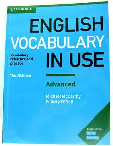 Cambridge English Vocabulary IN USE Advanced 9781316631171