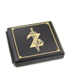 PowerA - Zelda Premium Game Card Case - Black