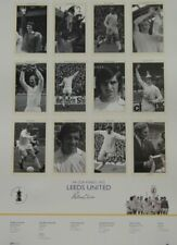 More details for leeds united fa cup kings 1972 - limited edition signed by alan clarke
