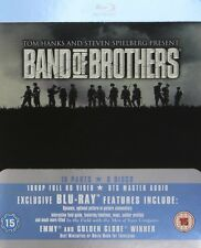 Band of Brothers HBO Blu-Ray Tin Box Set NEW Free Ship