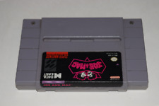 Joe and Mac Super Nintendo SNES Video Game Cart