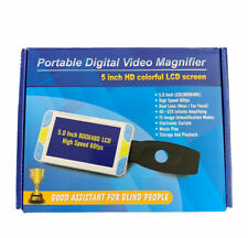 5.0 inch  LCD Handheld Portable Video Digital Magnifier Mobile Electronic