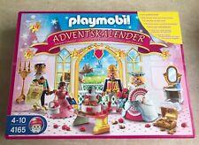 "JEU PLAYMOBIL ""CALENDRIER DE L'AVENT - MARIAGE DE LA PRINCESSE"" - 4165 - RARE"