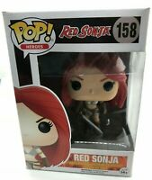 FUNKO POP!  RED SONJA #158 MARVEL Heroes