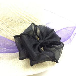 2PCS Bowknot Shoe Charms Shoes Bucket Bat  Bag Decoration DIY Accessories Bow