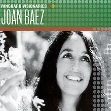 Vanguard Visionaries by Joan Baez (CD, Jun-2007, Vanguard)