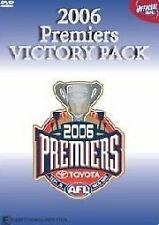 AFL Premiers - 2006 Victory Pack (DVD, 2006, 5-Disc Set)