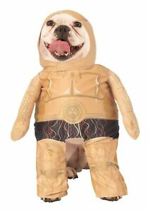 Star Wars C3PO Pet Costume