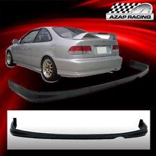 1992 93 94 95 Urethane Rear Bumper Lip Spoiler Bodykit Fits Honda Civic 2/4Dr