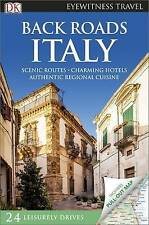 Back Roads Italy by DK Publishing (Paperback, 2016)